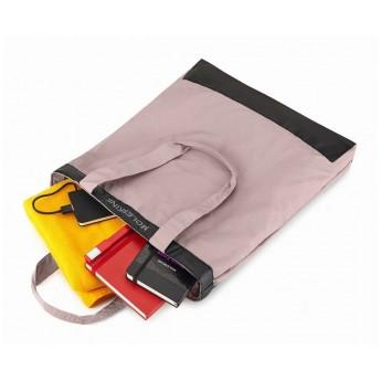 Сумка MOLESKINE TOTE JOURNEY PACKABLE (пастельно-розовый)